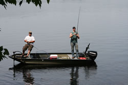 Fishing the Moen Lake Chain is an exciting and rewarding activity whether you are a weekend visitor or a tournament professional.